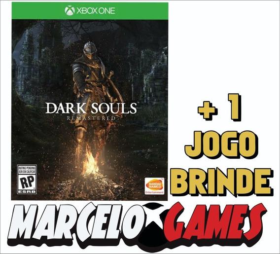 Dark Souls Remastered Xbox One Midia Digital