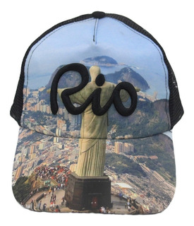 Gorra Trucker Modelo Rio Fight For Your Right