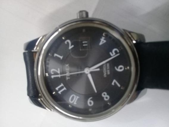 Relogio De Pulso Timex -original -wr50m- Indiglo