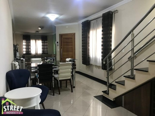 Imagem 1 de 18 de Sobrado De 3 Dormitórios No Parque Continental 2 Em Guarulhos. - Ca00079 - 69238804