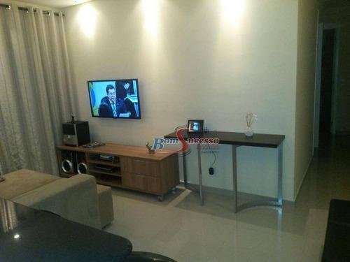 Apartamento Com 2 Dormitórios À Venda, 45 M² Por R$ 290.000,00 - Vila Alpina - São Paulo/sp - Ap2794