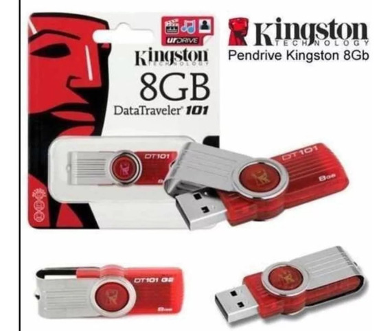 Pendrive Kingston 8gb Original Mayor Y Detal