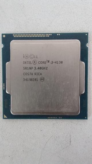 Processador Intel Core I3 4130 - 3.40 Ghz - Usado