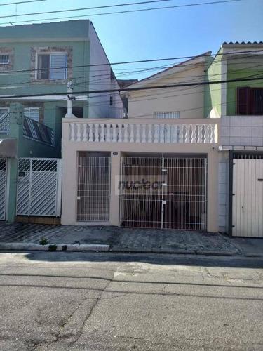 Casa Com 2 Dormitórios À Venda, 100 M² Por R$ 350.000,00 - Cidade Líder - São Paulo/sp - Ca0906