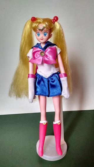 Boneca Usada Sailor Moon Bandai 1995 Vintage