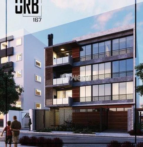 Apartamento Com 1 Dormitório À Venda, 82 M² Por R$ 426.700 - Morro Do Espelho - São Leopoldo/rs - Ap3258