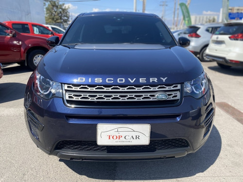 Land Rover Discovery Sport Awd 2.0 Aut