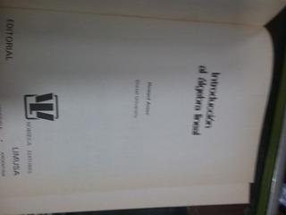 Álgebra Lineal De Anton Howard Segunda Edición Empastado Edi