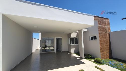 Casa A Venda No Jardim Porto Feliz  -  Umuarama - 1940