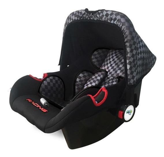 Bebê conforto Maxi Baby Double Face Racing Preto