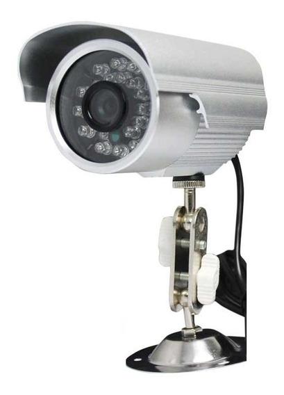 Cámara Vídeo Vigilancia Seguridad 3.6 Mm Luz Infrarroja