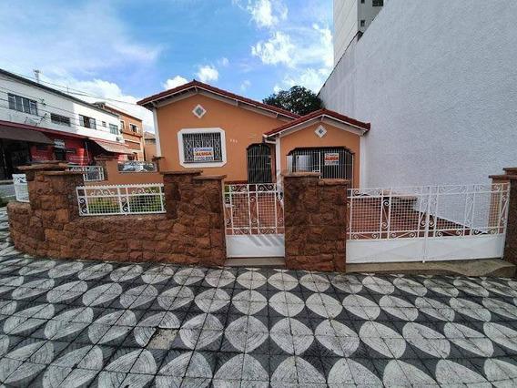 Casa Com 2 Dormitórios Para Alugar, 170 M² Por R$ 2.300,00/mês - Centro - Sorocaba/sp - Ca4745