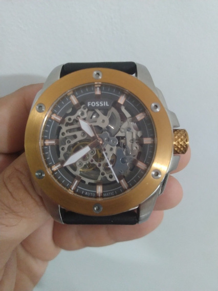 Relógio Fossil Automático Me3082