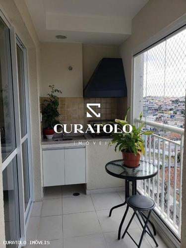 Apartamento Para Venda Em São Caetano Do Sul, Fundação, 2 Dormitórios, 1 Suíte, 2 Banheiros, 1 Vaga - Duetito_1-1729339