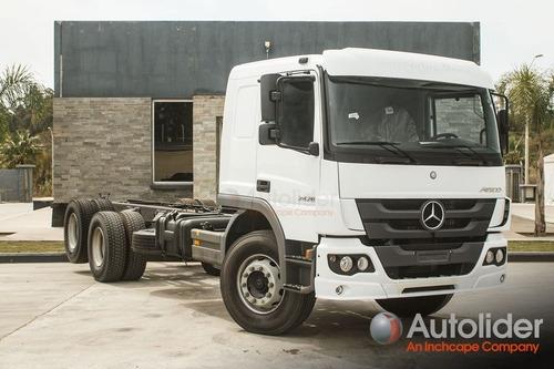 Mercedes-benz Atego 2428 Techo Bajo 6x2 - Autolider