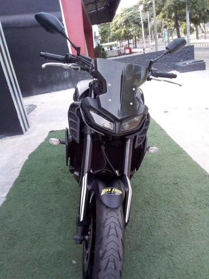 Yamaha Mt09