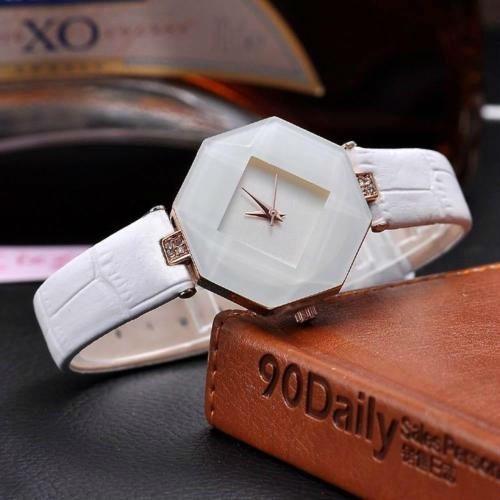 Relógio De Pulso De Luxo Menina Criança Adolescente R509