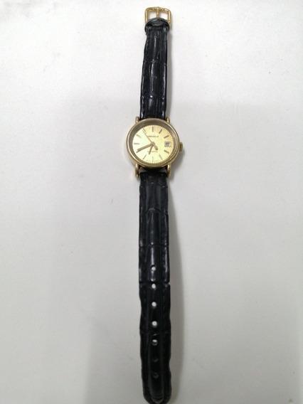 Reloj De Pulso Caravelle Swiss Made 407