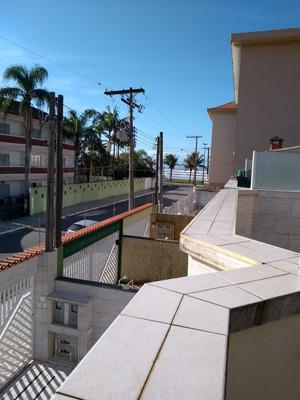 Casa 2 Quartos À Venda, Vista Para O Mar Em Praia Grande