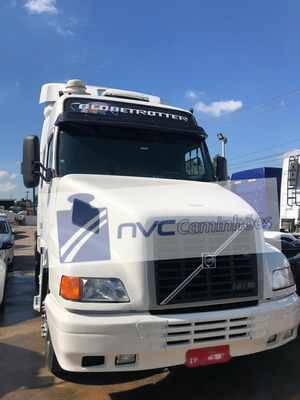 Volvo Nh Globetrotter 380 Toco Bicudo 4x2 = 113 Top Line 142