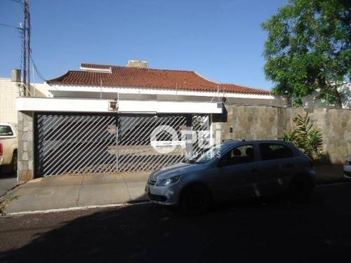 Imagem 1 de 30 de Casa Com 4 Dormitórios Para Alugar, 380 M² Por R$ 4.000,00/mês - Jardim Sumaré - Ribeirão Preto/sp - Ca2903