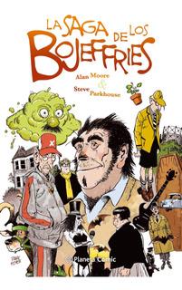 La Saga De Los Bojeffries De Alan Moore - Comics Argentica