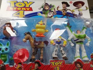 Toy Story Blister Cinco Personajes, Oferta!!!