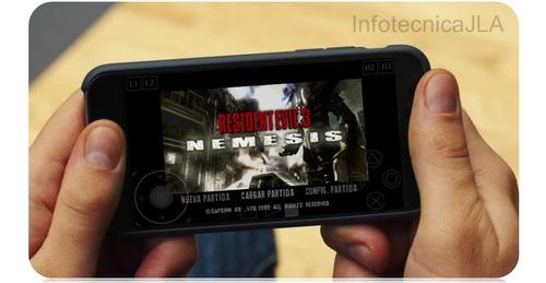 Coleccion Resident Evil Ps1 Para Dispositivos Android