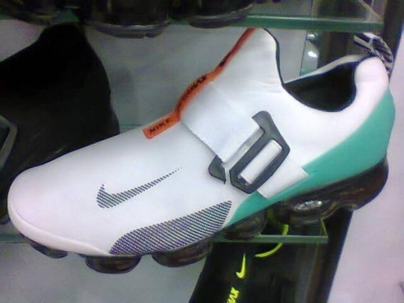 Tenis Nike Vapormax 2019 Branco E Verde E Cinza Nº38 Ao 43 Original Novo Na Caixa!!!
