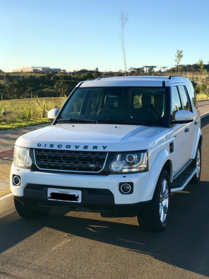 Land Rover Discovery4 ,s, Ano 2014 Diesel 2° Dono Placa A