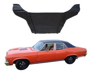 Techo Exterior Vinilico Negro P/ Chevrolet Chevy 4 Puertas