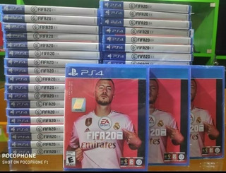 Fifa 20 Juego Físico Sellado Playstation 4 Ps4 Somos Tienda
