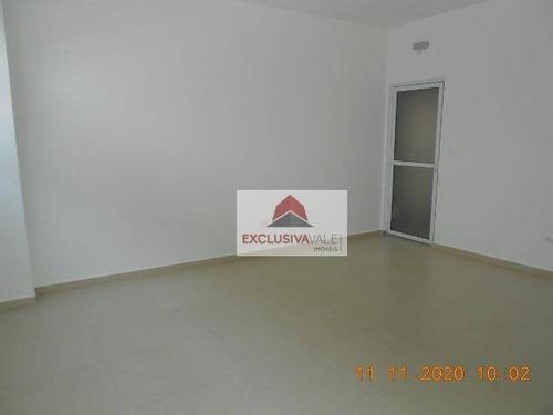 Sala Para Alugar, 23 M² Por R$ 1.200/mês - Jardim Apolo - São José Dos Campos/sp - Sa0331