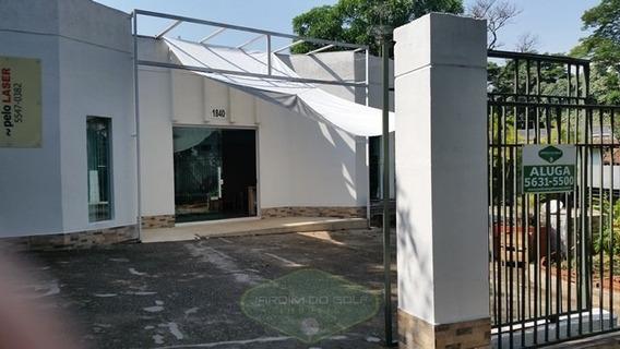 Casa Comercial Para Locação Na Washington Luis - 5148-2