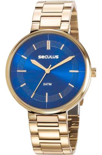 Relógio Seculus Feminino Original Garantia E Nfe