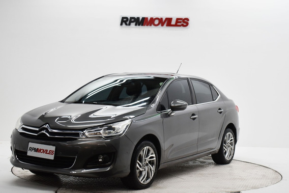 Citroen C4 Lounge 1.6 Exclusive Thp Tip 2014 Rpm Moviles