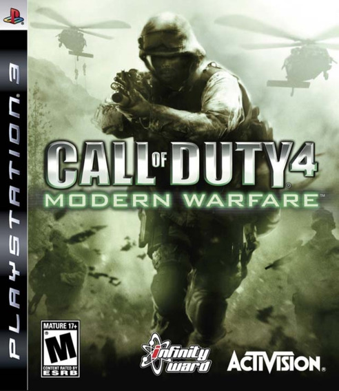 Call Of Duty 4 Modern Warfare Goty Oferta! Loja Campinas