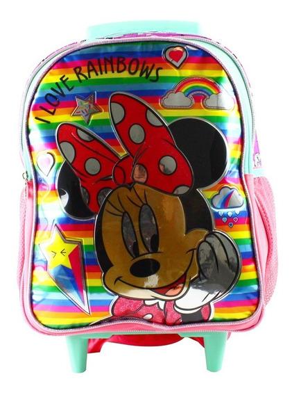 Ruz - Disney Minnie Happy Helpers Mochila Kinder C/ruedas