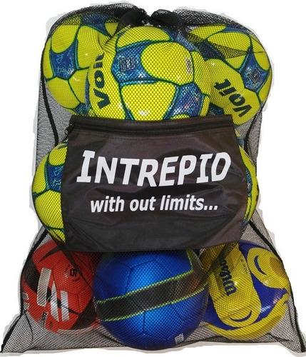 Balonera Para 12 Balones Futbol O Voleibol