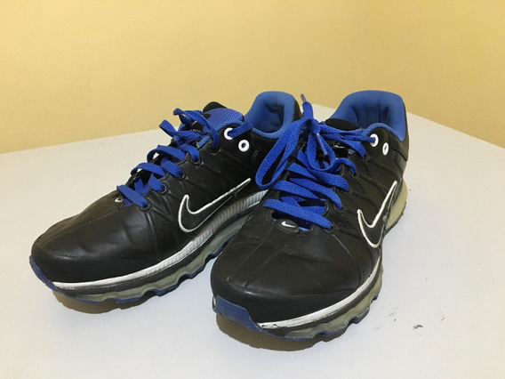 Tênis Nike Air Max+ 2009 Leather - Couro - 42br Original