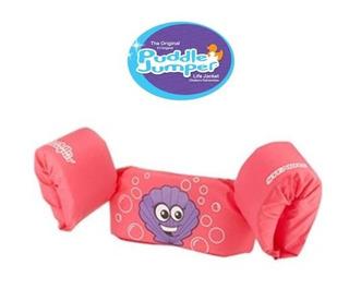 Boia Infantil Puddle Jumper Rosa - Original