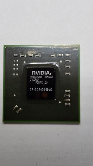 Chipset Nvidia Gf-go7400-n-a3 - Novo Original Com Esferas