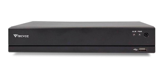 Gravador Digital Tecvoz Dvr H265 Serie E D1080n 16 Canais