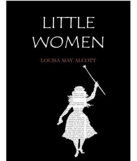 Libro : Mujercitas . Little Woman. Louisa May Alcott