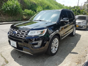 Ford Explorer Limited 3.5 Aut 4x4 2017 534