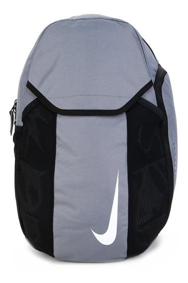 Mochila Nike Academy 30 Litros - Cinza - Original