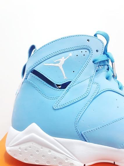 Tênis Nike Air Jordan 7 Retro Pantone Original N. 44