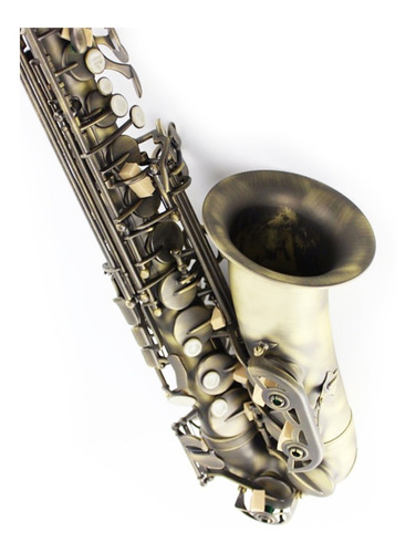 Saxo Alto Kinglos Antique Dyas-100a