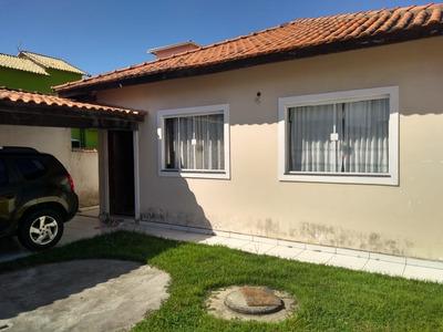Casa Térrea Com 3 Quartos No Condominio Costa Paradiso Macaé