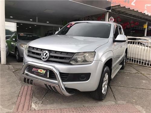 Volkswagen Amarok 2.0 Se 4x4 Cd 16v Turbo Intercooler Diesel